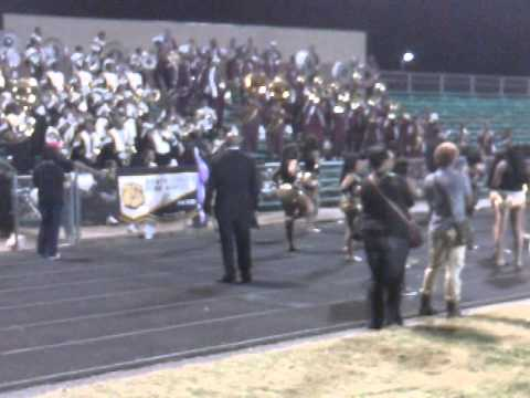 Booker T High, Peabody, North Forest 2012
