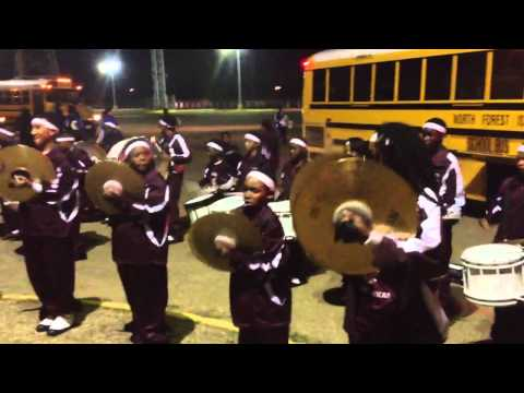 B.C Elmore - Drum Battle (2012)