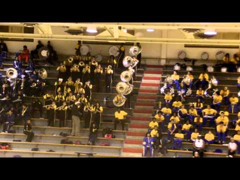 Pinkston HS - Billie Jean (2012)