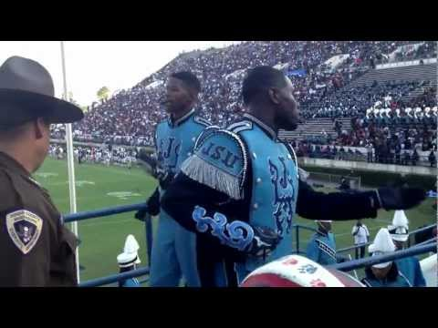 JSU - J5 Drum Majors (2012)