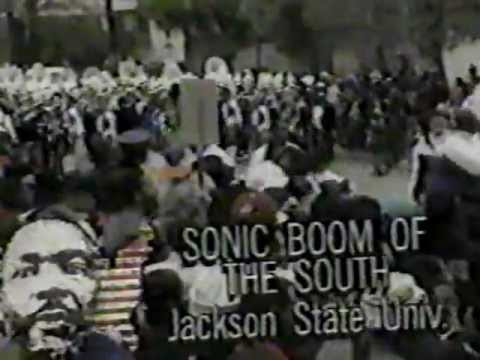 MLK Parade 1994 / 1994 Version Sonic Boom & Alcorn Band