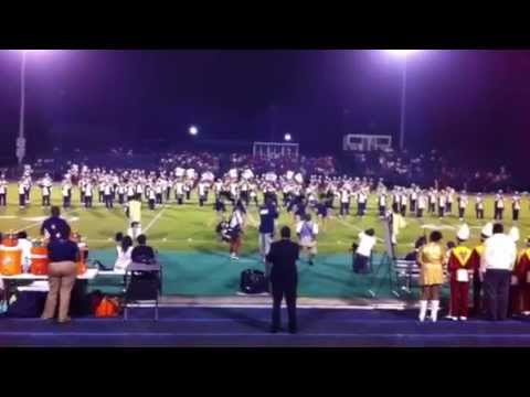 Stillman Tigerettes vs. Tuskegee 2012