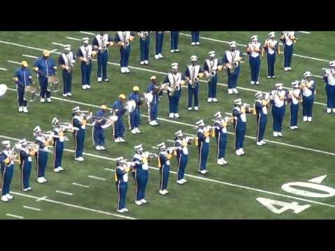 Albany State University At Honda Battle Of The Bands 2013
