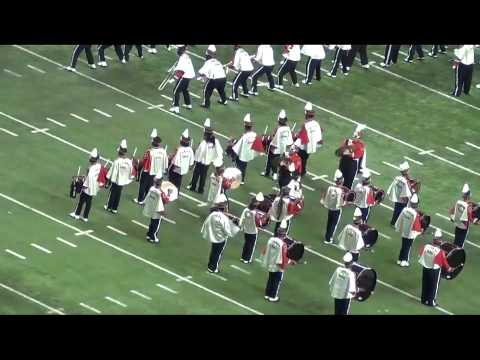 WSSU At Honda Battle Of The Bands 2013