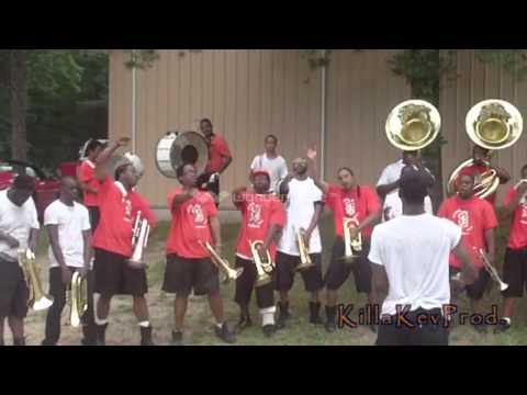 Detroit International Community Band - 24's & Broke Ninjas Make Me Sick - 2011