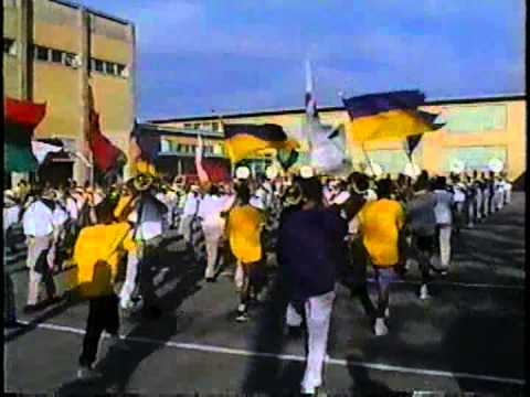 St. Aug Parade Practice 1998