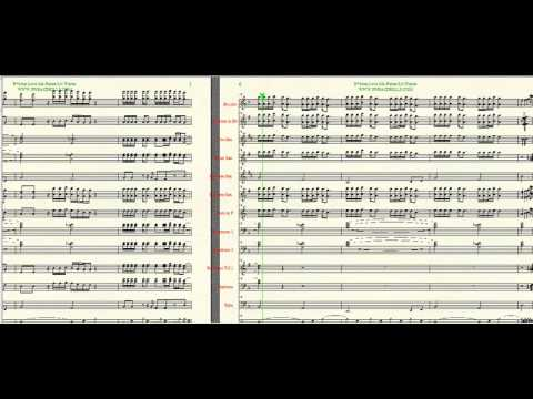 """B*tches Love Me"" Lil Wayne/Future Arr. By Brandon G. Mitchell for band"