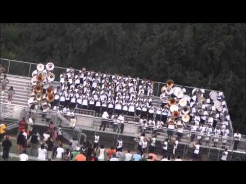 MAAB(Mississippi All star Alumni band) -I want her 2011