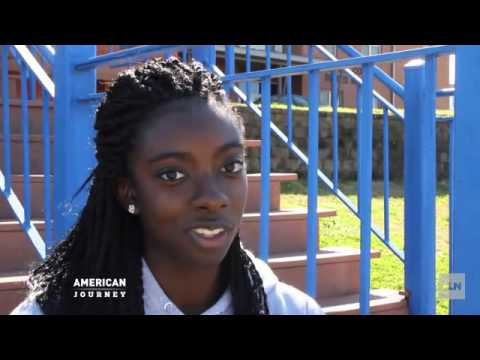American Journey: The making of a drum major (HLN TV)