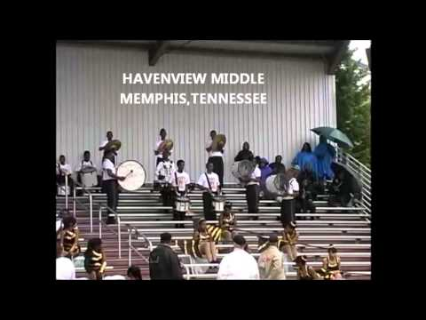 JACK ROBEY VS HAVENVIEW DRUMLINE 2013