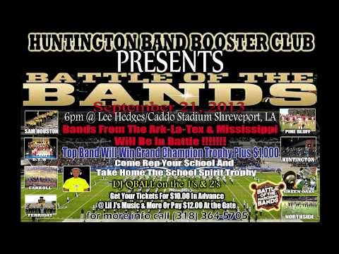 HUNTINGTON BATTLE OF THE BANDS 2013