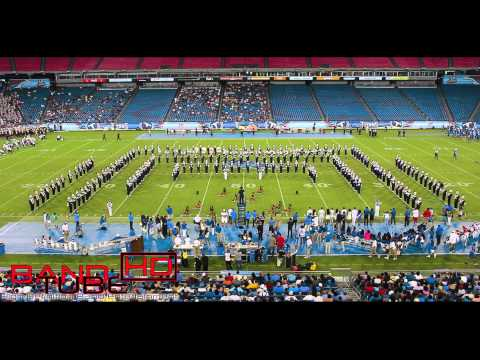 Tennessee State University - Halftime Show (2013)