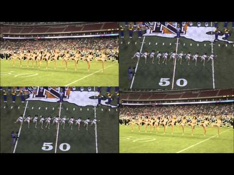 Southern University Human Jukebox 2013-2014 Two FOR One