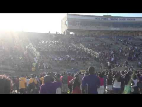 Alcorn vs Valley 5th 2013