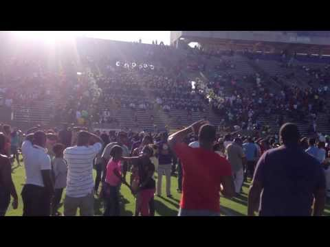 MVSU vs Alcorn 5th quarter 2013 (FULL)
