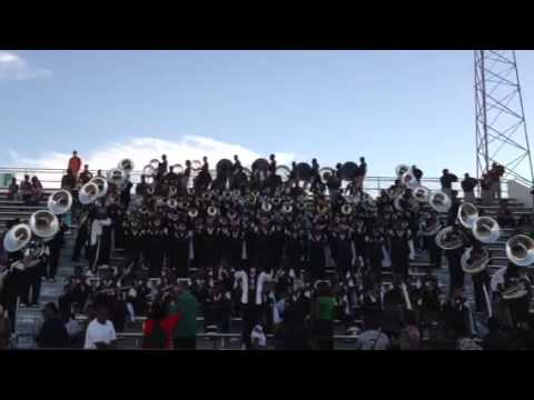 MVSU BAND - Rock Steady