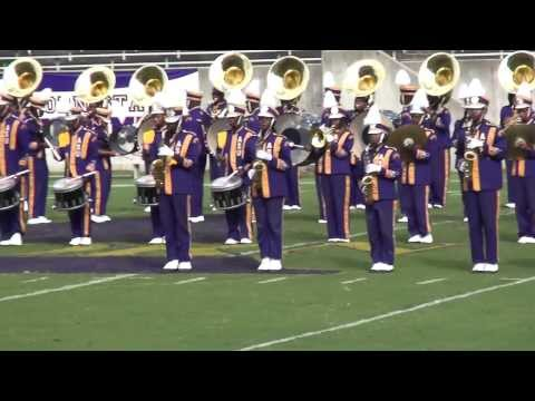 Alcorn State University SOUNDS of DYN-O-MITE & Fantastic Four & Golden Girls HALFTIME PERFORMANCE