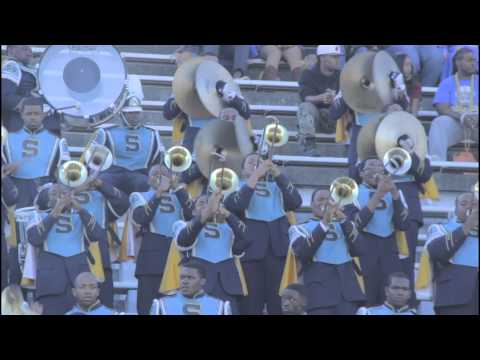 "Southern University Human Jukebox 2013-2014 ""POWER"" 1000th Video"