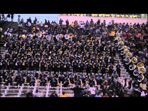 Southern University Human Jukebox 2013-2014 vs. Alcorn St. in Review