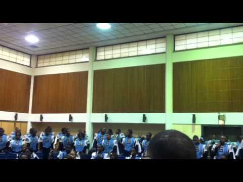 "Southern University Human Jukebox 2013 ""Better Believe It"""