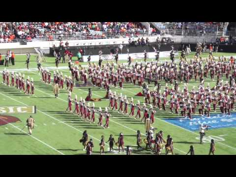 "2013 BCU (Marching Wildcats)- ""Let's Go, WildCATS"""