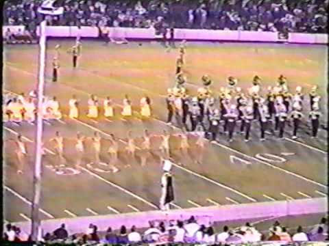 PVAMU Marching Storm 1993  Cotton Bowl Halftime Show