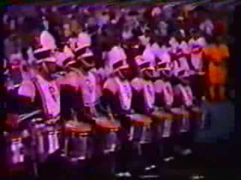 PVAMU McFunk Box Drumline Battle 1990 Cotton Bowl