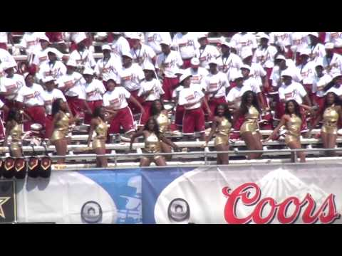 "Bethune-Cookman University (Marching Wildcats)- ""Mr. ICE CREAM MAN"""