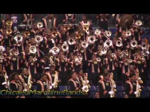 Grambling State Marching Band (2013) Holy Grail Circle City Classic