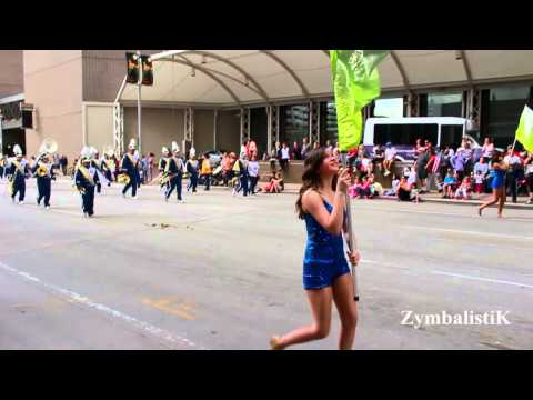Charles H. Milby High School (2014) - Houston Rodeo Parade