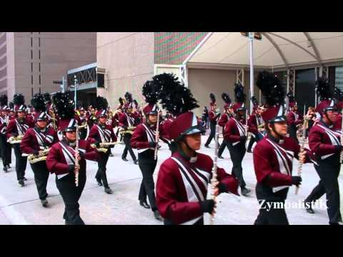 John H. Reagan High School (2014) - Houston Rodeo Parade