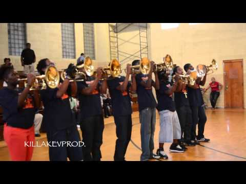 Motor City All-Stars (MCAB) - Up Down - 2014