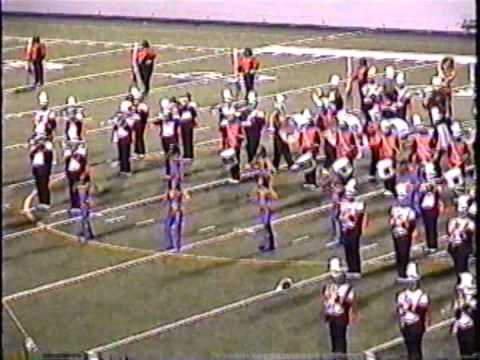Langston University Marching Band (2004)