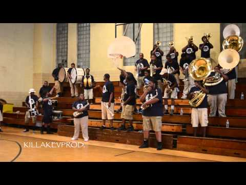 Windy City All-Star Band (WCAB) - Neck - 2014