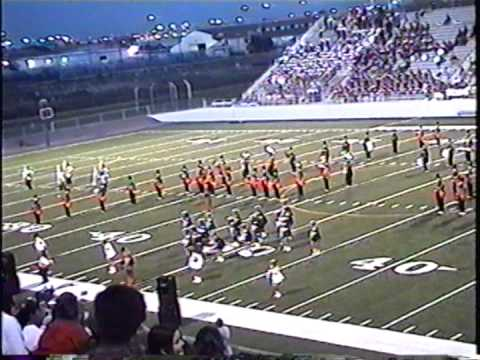 Lancaster High School Marching Band (2004)