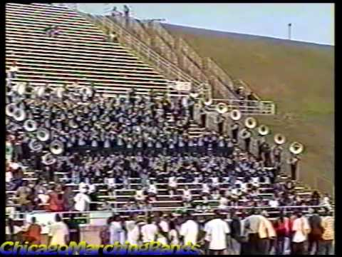 Jackson State Band Nobody Does it Better 2000