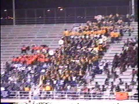 Fred F. Florence Middle School Marching Band (2004)
