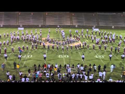 South Carolina State-Field Show(QC BOTB)2014
