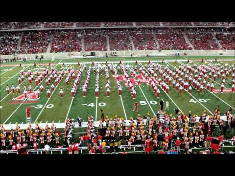 "Grambling St.""World Famed"" Halftime 2014 feat University of Houston Cougar Band"