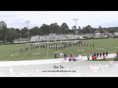 2014 EWC Marching Band (2015 Honda Battle of the Bands Promo)