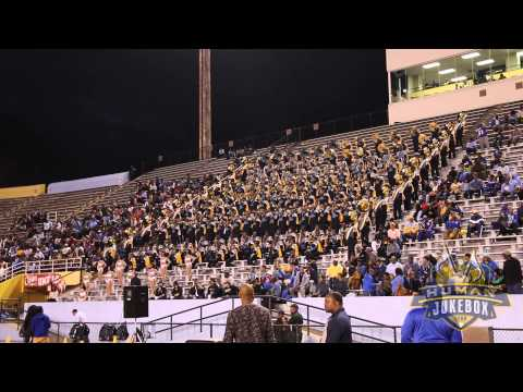 Southern University vs. Texas Southern University Zero Quarter 2014