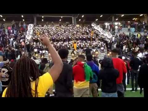"Alabama State 2014 ""She came to give it to you"""