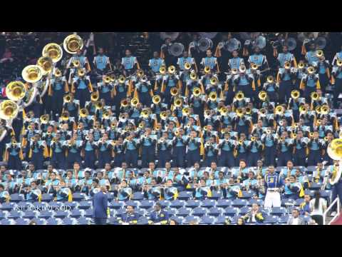 Southern University Marching Band - Walk Thru - 2014