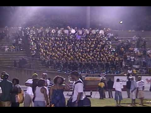 NC A&T vs WSSU Fifth Part 5