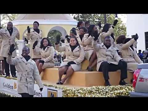 Alabama St. Univ. Vs Stillman College: 2014 TDC Parade P1
