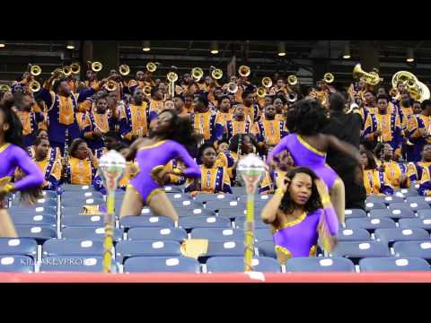 Alcorn State University Marching Band - Top Back - 2014