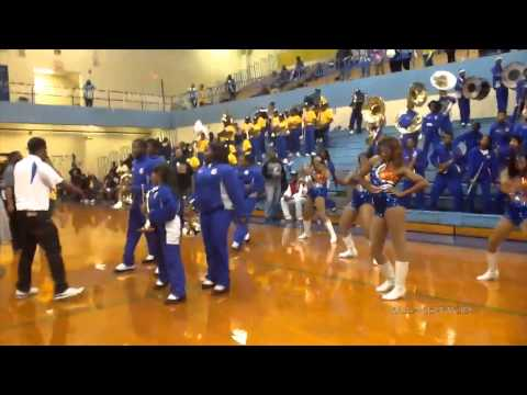 Hunters Lane High School Marching Band - Up Down - 2014