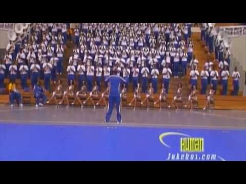 Southern University v.s. Tennessee State University Marching Band - Gym Battle - 2008