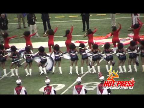 Howard University Showtime Band Honda BOTB 2015