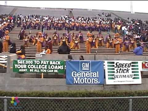 Alcorn Sounds of Dyn-O-Mite vs JSU 1999